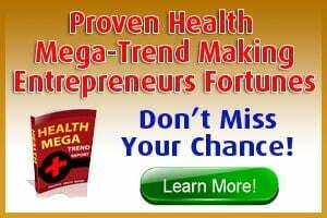 Proven Health Mega-Trend